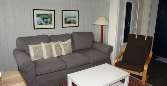 Apartments from NOK 2.500,- for a weekend