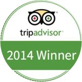 Tripadvisor's Certificate of Excellence