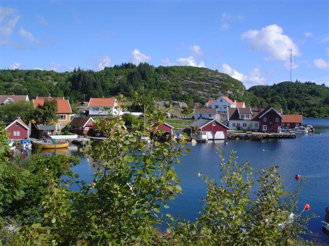 Vandring på Skjernøy