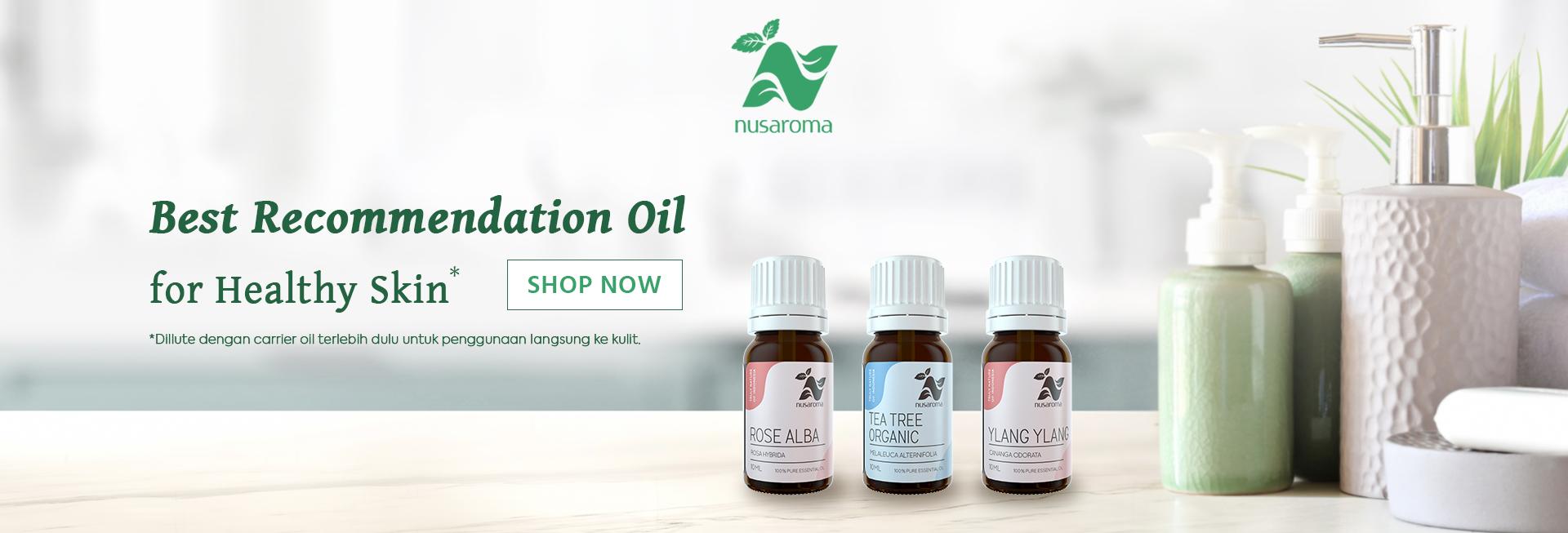 Essential Oil Untuk Tingkatkan Konsentrasi
