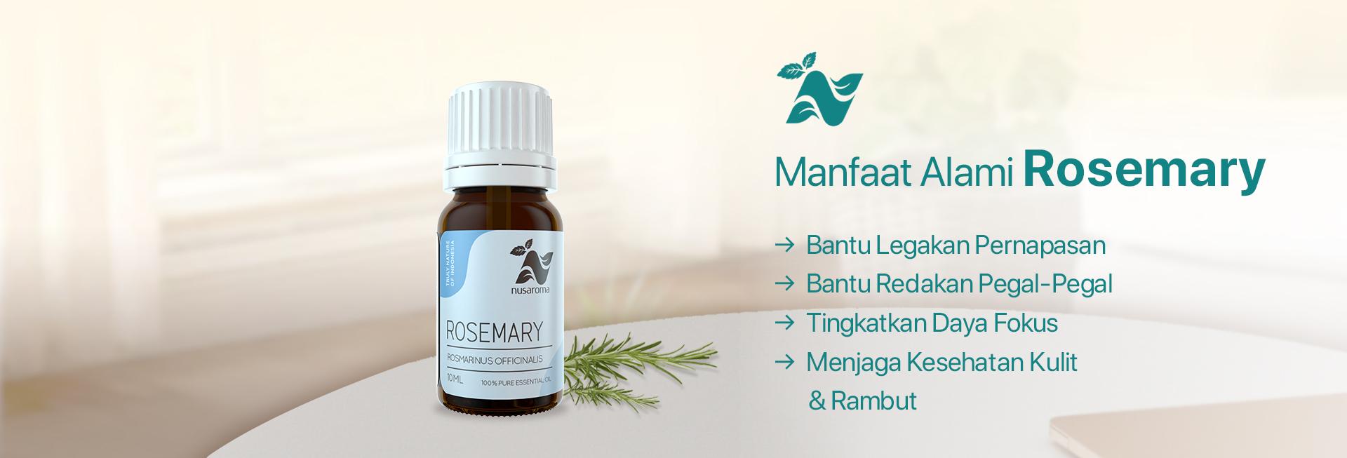Nusaroma Essential Oils - Essential oil untuk imun