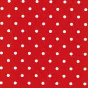 VOKSDUK 140 CM DOT RED