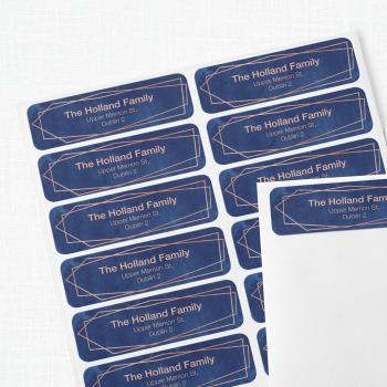 return address labels invites category tile
