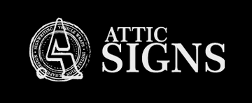 Attic Signs