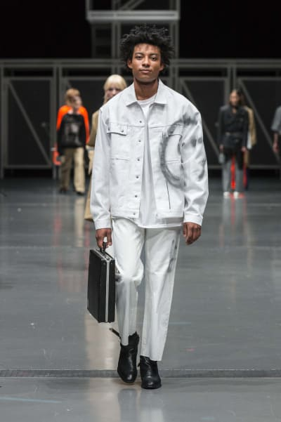 "Catwalk ""Statement N°5"" - HEAD Geneva looks - © Visual Society"