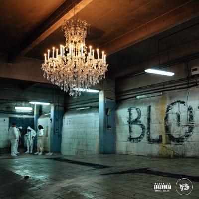 "Press ""13 Block"" - Album cover - © Visual Society"