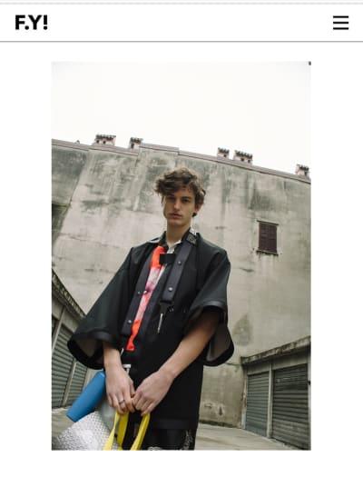 """Press """"Fucking Young"""" - Boys of Milan - © Visual Society"""