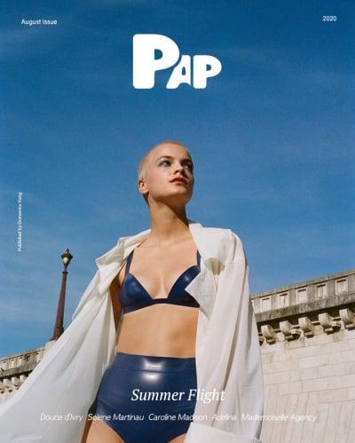 "Press ""PAP Magazine"" - Summer Flight - © Visual Society"