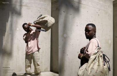 "Press ""PUMP Magazine"" - Fight for fashion - © Visual Society"