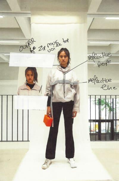 "Statement ""Statement N°5"" - Lookbook - © Visual Society"