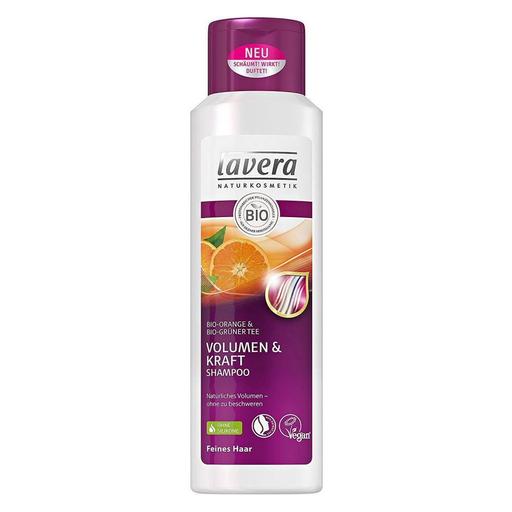 Volumen Kraft Shampoo Bio 250ml Von Lavera