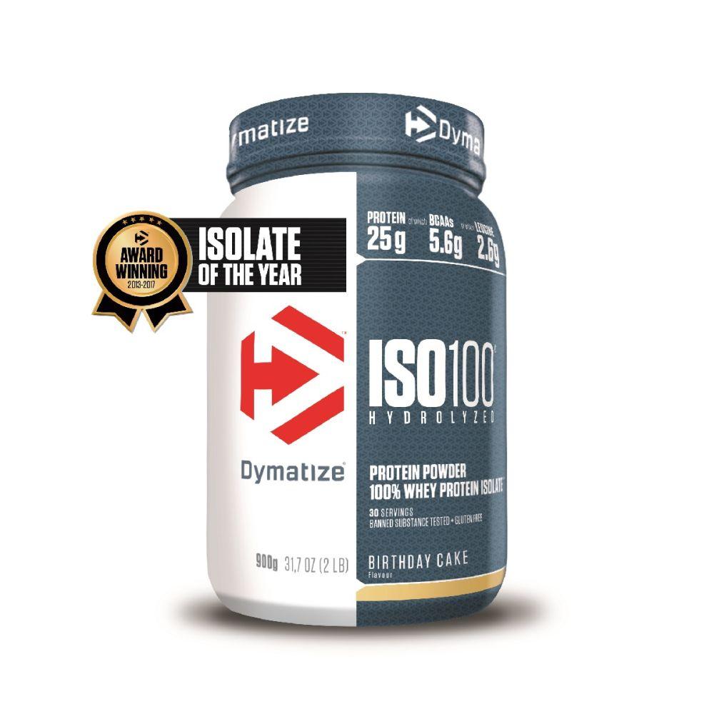 ISO 100 Hydrolyzed 900g Von Dymatize