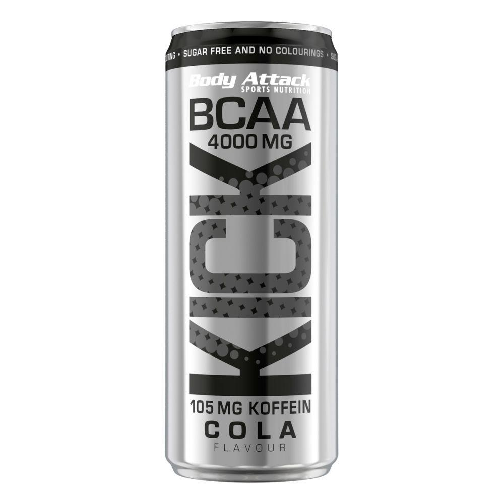 Bcaa Kick Body Attack bcaa kick (330ml)