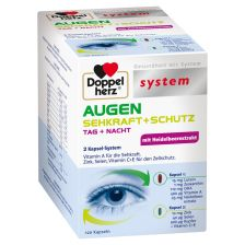 Augen Sehkraft + Schutz (120 Kapseln)