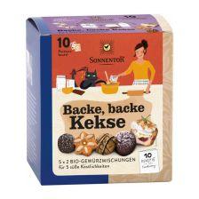 Backe, backe Kekse Gewürzmischungen bio (50g)