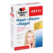 Haut + Haare + Nägel (30 Tabletten)