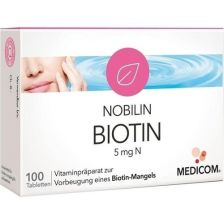 Biotin 5 mg N (100 Tabletten)