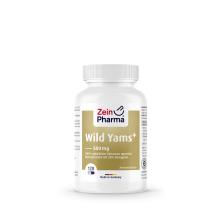 Wild Yams Plus 500mg (120 Kapseln)