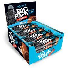 BIG PAPA 50% Protein Bar - 12x100g - Vanilla Flavour