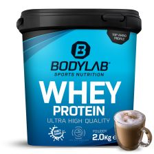 Whey Protein - 2000g - Chai Latte