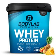 Whey Protein - 2000g - Tropical