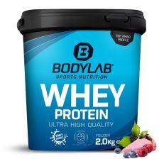 Whey Protein - 2000g - Waldfrucht Cheesecake
