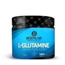 L-Glutamin (180 Kapseln)