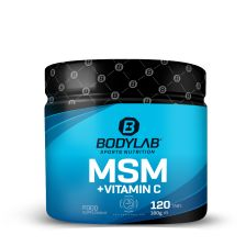MSM + Vitamin C (120 Tabletten)