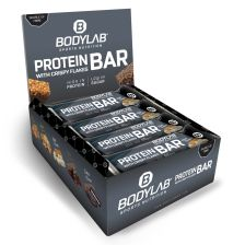 Crispy Protein Bar - 12x65g - White Chocolate