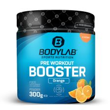 Pre Workout Booster - 300g - Orange