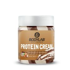 Protein Cream Cocoa Hazelnut & White Swirls (250g)
