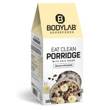 Eat Clean Porridge mit Chia Samen - 350g - Banana Chocolate
