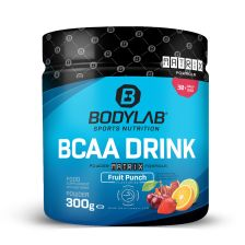 BCAA Drink Powder Matrix Formula - 300g - Fruit Punch