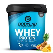 Whey Protein - 1000g - Tropical