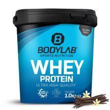 Whey Protein - 1000g - Vanille