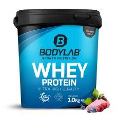 Whey Protein - 1000g - Waldfrucht Cheesecake