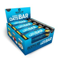 Energy Oats Bar - 12x50g - Banane