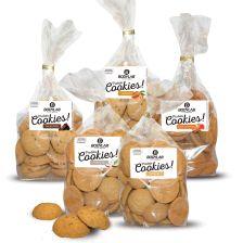 4 x Protein Cookies (160g per zakje)
