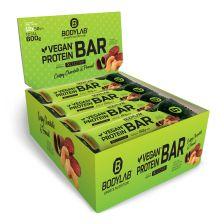 Protein Bar (vegan) XCLUSIVE Line - 12x50g - Crispy Chocolate & Peanut