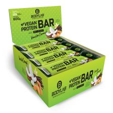 Protein Bar (vegan) XCLUSIVE Line - 12x50g - Vanilla Coconut
