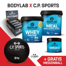 Stay FIT at Home Deal mit gratis Medizinball