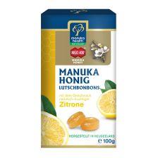 Manuka Honig Zitronenbonbons (100g)