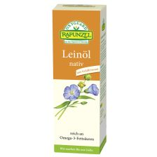 Leinöl nativ Bio (500ml)