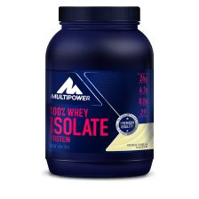 100% Whey Isolate Protein - 725g - French Vanilla
