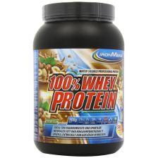 100% Whey Protein - 900g - Haselnuss