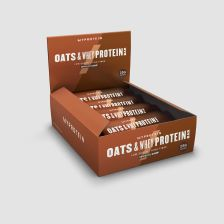 Oats & Whey Protein Bar (18x88g)
