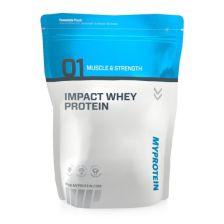 Impact Whey Protein - 1000g - Blueberry - MHD 30.07.2019