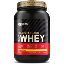 100% Whey Gold Standard (900g)