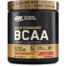 Gold Standard BCAA Train&Sustain (28 Portionen)