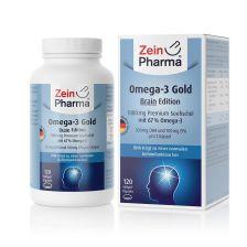 Omega 3 Gold - Brain Edition (120 Kapseln)